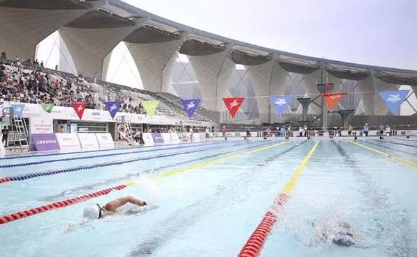 """最惠比积极助力 """"美再晨杯""""游泳联赛,让运动更安全!"""