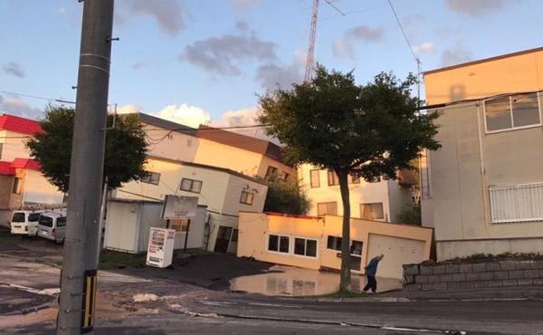 北海道发生6.9级地震!在日本遇到地震该怎么办?